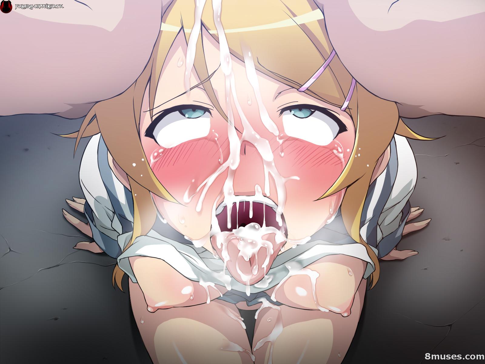 hentai facial